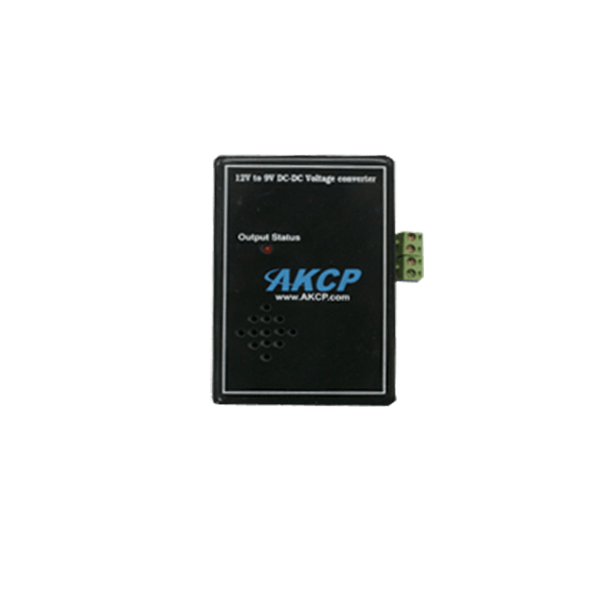 akcp 12 volt direct current power supply adapter