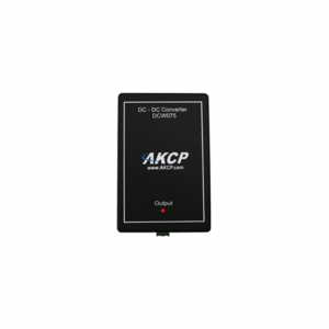 akcp 40 to 60 volt direct current power supply replacement for sensorprobe and securityprobe base units