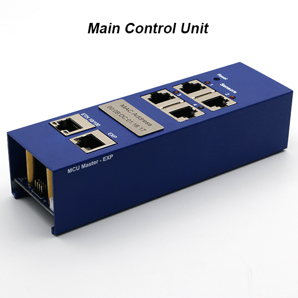 akcp sensorprobeX plus main control unit