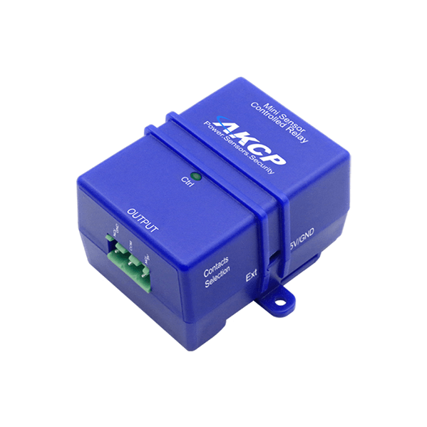 akcp mini sensor controlled relay MSCR