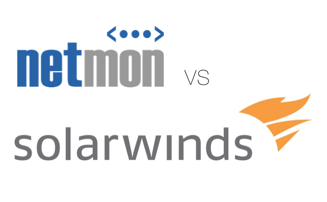 Solarwinds vs Netmon Comparison
